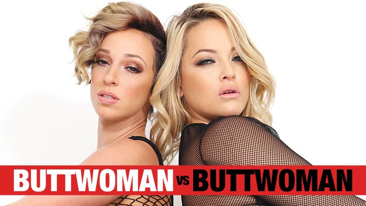 Behind the Scenes of Buttwoman Vs Buttwoman