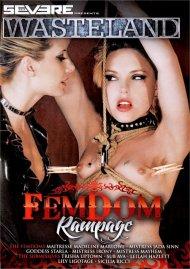 Femdom Rampage - Choices