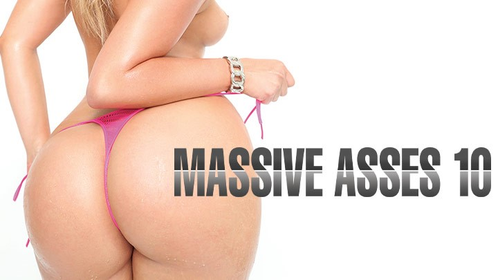 Behind the Scenes of Massive Asses 10