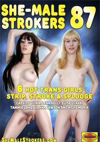 Shemale Strokers 87