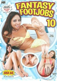 Fantasy Footjobs Vol. 10 Porn Video