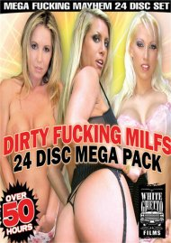Dirty Fucking MILFs 24 Disc Mega Pack