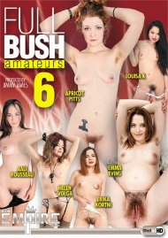 Full Bush Amateurs 6 Porn Video