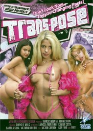 Trans-Pose Porn Video