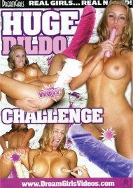 Huge Dildo Challenge Porn Video