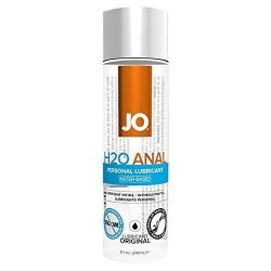 JO H2O Anal Personal Lube - 8 oz.