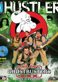 This Ain't Ghostbusters XXX 3D Parody (DVD + Blu-ray Combo)