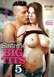 I Love My Sister's Big Tits 5 Porn Video