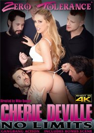 Cherie DeVille: No Limits Porn Movie