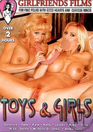 Toys & Girls Porn Video