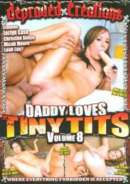 Daddy Loves Tiny Tits Vol. 8 Porn Video