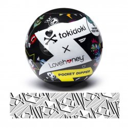 Tokidoki Pocket Dipper Pleasure Cup - Solitaire Texture