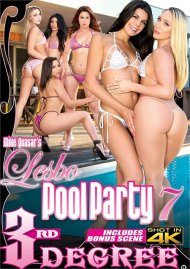 Lesbo Pool Party 7 Porn Video