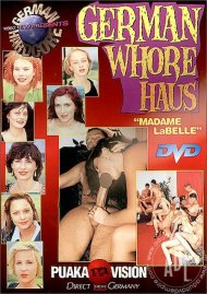 German Hardcore: German Whore Haus Porn Video