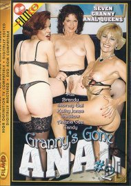 Granny's Gone Anal #2 Porn Video