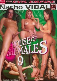 House Of She-Males 9 Porn Video