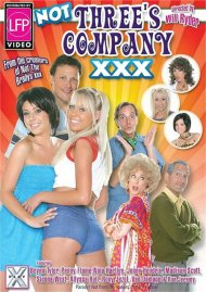 Not Three's Company XXX Porn Video
