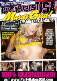 Party Babes USA: Mardi Gras! - The Big Easy Teaser!