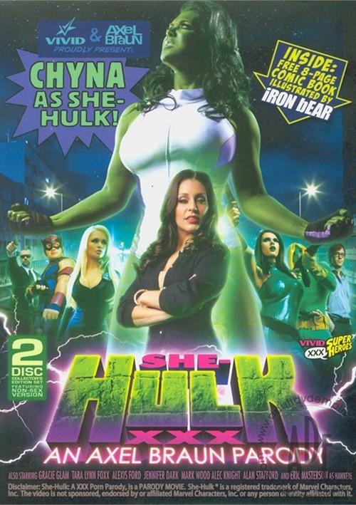 She-Hulk XXX: An Axel Braun Parody