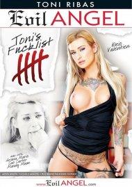 Toni's Fucklist