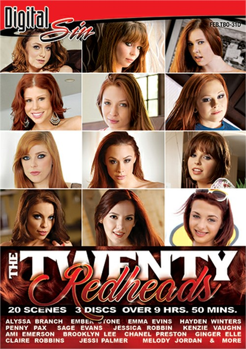 Twenty, The: Redheads