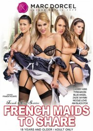 French Maids to Share Porn Video