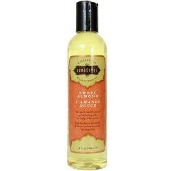 Kama Sutra Sweet Almond Massage Oil - 8 oz.