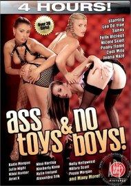 Ass Toys & No Boys