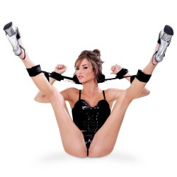 Fetish Fantasy Position Master with Cuffs Set Sex Toy