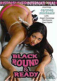Black Round & Ready Porn Video