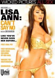 Lisa Ann: Cant Say No Porn Movie