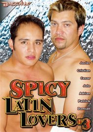 Spicy Latin Lovers #3 Porn Video
