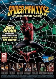 Spider-Man XXX 2: An Axel Braun Parody Porn Video