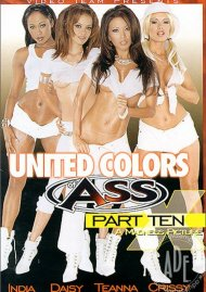 United Colors of Ass 10 Porn Video