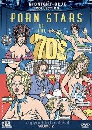 Midnight Blue: Volume 2 - Porn Stars Of The 70's