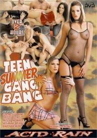 Teen Summer Gang Bang Porn Video