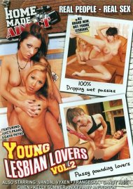 Young Lesbian Lovers Vol. 2