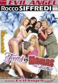 Teens VS Mamas: MILFs 50+