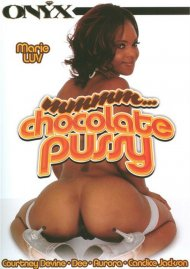 Mmmm... Chocolate Pussy Porn Video