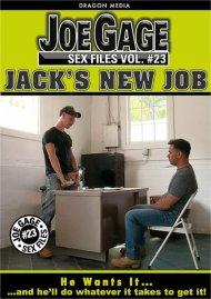 Joe Gage Sex Files 23: Jack's New Job