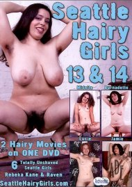 Seattle Hairy Girls 13 & 14