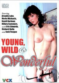 Young, Wild & Wonderful Porn Video