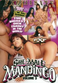 She-Male Mandingo Vol. 3