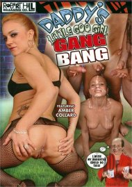 Daddy's Little Goo Girls Gang Bang