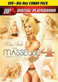Masseuse 4, The (DVD + Blu-ray Combo)