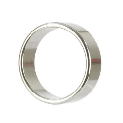 Alloy Metallic Ring - Extra Large - 2 Inch Diameter