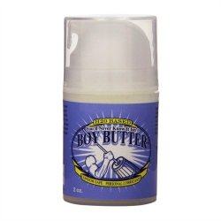 Boy Butter H20 Mini - 2oz Pump