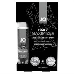 Jo Daily Maximizer Male Enhancement Cream - 1 oz.