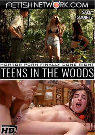Teens In The Woods: Sally Squirtz Porn Video