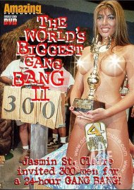 World's Biggest Gang Bang 2, The Porn Video